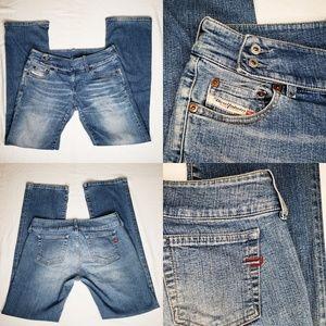 VTG Diesel Cherone Italy Jeans blue Denim Wash 30